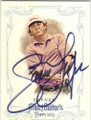 JASON DUFNER AUTOGRAPHED GOLF CARD #12915J