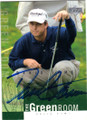 DAVID TOMS AUTOGRAPHED GOLF CARD #20215C