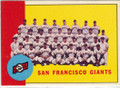 SAN FRANCISCO GIANTS TEAM PIC VINTAGE CARD #20515N