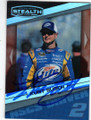 KURT BUSCH AUTOGRAPHED NASCAR CARD #20915i