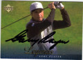 GARY PLAYER AUTOGRAPHED GOLF CARD #20915R