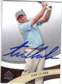 TIM CLARK AUTOGRAPHED GOLF CARD #21315N