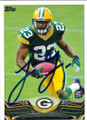 JOHNATHAN FRANKLIN GREEN BAY PACKERS AUTOGRAPHED ROOKIE FOOTBALL CARD #22115L