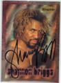 SHANNON BRIGGS AUTOGRAPHED BOXING CARD #22215C