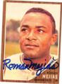 ROMAN MEJIAS HOUSTON COLTS AUTOGRAPHED VINTAGE BASEBALL CARD #22215J
