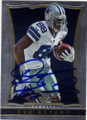 DEZ BRYANT DALLAS COWBOYS AUTOGRAPHED FOOTBALL CARD #22415G