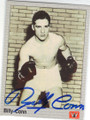 BILLY CONN AUTOGRAPHED BOXING CARD #31015E