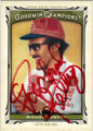 RICHARD PETTY AUTOGRAPHED NASCAR CARD #31615C