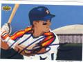 CRAIG BIGGIO HOUSTON ASTROS AUTOGRAPHED BASEBALL CARD #32715H
