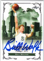 BILL WALTON BOSTON CELTICS AUTOGRAPHED BASKETBALL CARD #33115F
