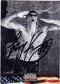 LENNY KRAYZELBURG OLYMPIC SWIMMER AUTOGRAPHED CARD #40615B