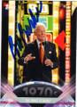 BOB BARKER AUTOGRAPHED CARD #41715i