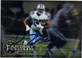 DeMARCO MURRAY DALLAS COWBOYS AUTOGRAPHED FOOTBALL CARD #42815E