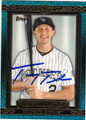 TROY TULOWITZKI COLORADO ROCKIES AUTOGRAPHED BASEBALL CARD #50415A