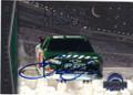 DALE EARNHARDT JR AUTOGRAPHED NASCAR CARD #51115G