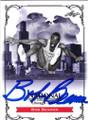 BOB BEAMON AUTOGRAPHED OLYMPICS CARD #60115J