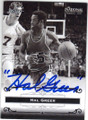 HAL GREER PHILADELPHIA 76ers AUTOGRAPHED BASKETBALL CARD #62615C