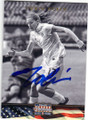 TOBIN HEATH USA WOMENS SOCCER AUTOGRAPHED CARD #70715B