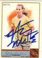 HEATHER MITTS USA WOMENS SOCCER AUTOGRAPHED SOCCER CARD #70815H