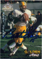 BART STARR GREEN BAY PACKERS AUTOGRAPHED FOOTBALL CARD #71215H