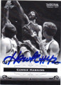 CONNIE HAWKINS AUTOGRAPHED BASKETBALL CARD #71315G