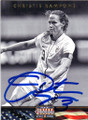CHRISTIE RAMPONE US WOMENS SOCCER AUTOGRAPHED CARD #71315K