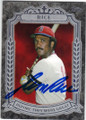 JIM RICE BOSTON RED SOX AUTOGRAPHED BASEBALL CARD #71715H