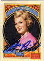 "PAT PRIEST ""THE MUNSTERS"" AUTOGRAPHED CARD #72115K"