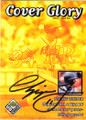 CHIPPER JONES ATLANTA BRAVES AUTOGRAPHED BASEBALL CARD #73015D