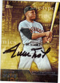 WILLIE MAYS SAN FRANCISCO GIANTS AUTOGRAPHED BASEBALL CARD #83115C