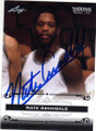 NATE ARCHIBALD AUTOGRAPHED BASKETBALL CARD #90115H