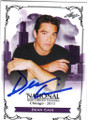 DEAN CAIN AUTOGRAPHED CARD #90315F