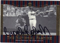 BROOKS ROBINSON BALTIMORE ORIOLES AUTOGRAPHED BASEBALL CARD #90415D