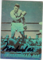 MUHAMMAD ALI AUTOGRAPHED BOXING CARD #90915D