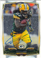 EDDIE LACY GREEN BAY PACKERS AUTOGRAPHED FOOTBALL CARD #91115F