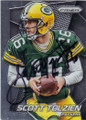 SCOTT TOLZIEN GREEN BAY PACKERS AUTOGRAPHED FOOTBALL CARD #91115H