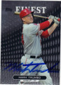 MARL TRUMBO LOS ANGELES ANGELS OF ANAHEIM AUTOGRAPHED BASEBALL CARD #91915F