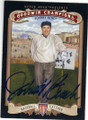 JOHNNY BENCH CINCINNATI REDS AUTOGRAPHED BASEBALL CARD #100815G