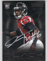 DESMOND TRUFANT ATLANTA FALCONS AUTOGRAPHED & NUMBERED ROOKIE FOOTBALL CARD #111915H