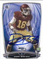 DION BAILEY USC TROJANS & SEATTLE SEAHAWKS AUTOGRAPHED ROOKIE FOOTBALL CARD #112115D