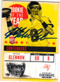 MIKE GLENNON TAMPA BAY BUCCANEERS AUTOGRAPHED ROOKIE FOOTBALL CARD #112115G