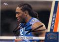 QUINTON CARTER DENVER BRONCOS AUTOGRAPHED ROOKIE FOOTBALL CARD #121415F