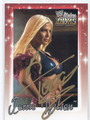 TORRIE WILSON AUTOGRAPHED WRESTLING CARD #121515G