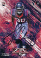 JADEVEON CLOWNEY HOUSTON TEXANS AUTOGRAPHED ROOKIE FOOTBALL CARD #122115E