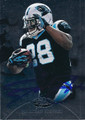 JONATHAN STEWART CAROLINA PANTHERS AUTOGRAPHED FOOTBALL CARD #122115F