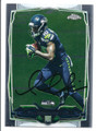 PAUL RICHARDSON SEATTLE SEAHAWKS AUTOGRAPHED ROOKIE FOOTBALL CARD #122615A
