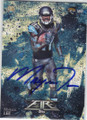 MARQISE LEE JACKSONVILLE JAGUARS AUTOGRAPHED ROOKIE FOOTBALL CARD #122615E