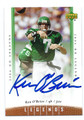 KEN O'BRIEN NEW YORK JETS AUTOGRAPHED FOOTBALL CARD #10216A