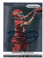 DONNIE AVERY ANSAS CITY CHIEFS AUTOGRAPHED FOOTBALL CARD #10416F
