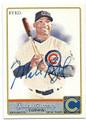 MARLON BYRD CHICAGO CUBS AUTOGRAPHED BASEBALL CARD #11216K
